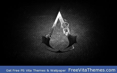 Assassins Creed Logo PS Vita Wallpaper