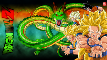 Download Dragonball Z PS Vita Wallpaper
