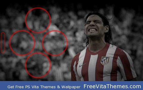 Atletico de Madrid 2012_3 PS Vita Wallpaper