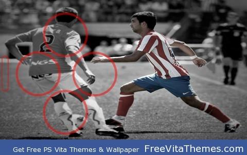 Atletico de Madrid 2012_4 PS Vita Wallpaper