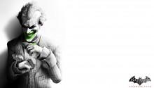 Download Joker Arkham City PS Vita Wallpaper