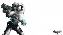 Download Mr. Freeze Arkham City PS Vita Wallpaper