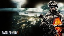 Download Battlefield 3 PS Vita Wallpaper