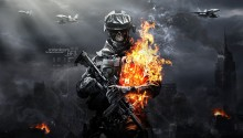 Download Battlefield 3 Zombie Mode PS Vita Wallpaper