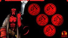 Download Hellboy: Seed of Destruction 'Dynamic' Wallpaper PS Vita Wallpaper