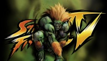 Download Blanka Street Fighter IV PS Vita Wallpaper