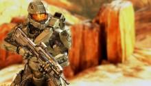 Download Master Chief Halo 4 PS Vita Wallpaper