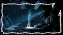 Download Halo 4 Master Chief and Cortana ZIP PS Vita Wallpaper