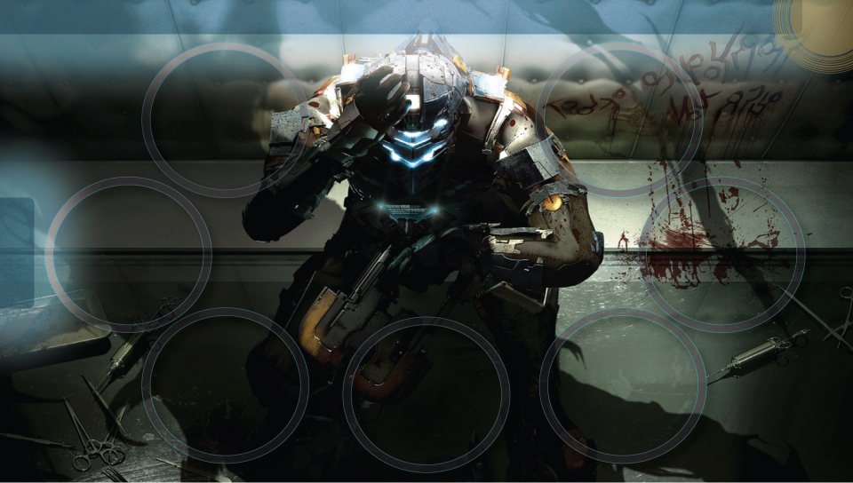 Dead Space Vita Wallpaper Dead Space PsVita PS Vita Wallpapers Free PS Vita Themes and