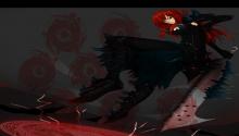 Download Erza Scarlet PS Vita Wallpaper