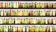 Download bouteilles PS Vita Wallpaper