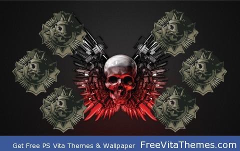 Expendables PsVita PS Vita Wallpaper