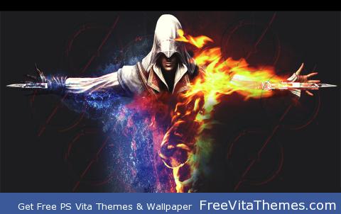 Ezio's Power PS Vita Wallpaper