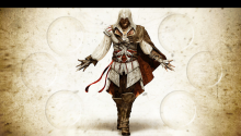 Download Ezio's Walk PS Vita Wallpaper
