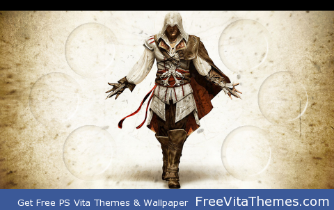 Ezio's Walk PS Vita Wallpaper