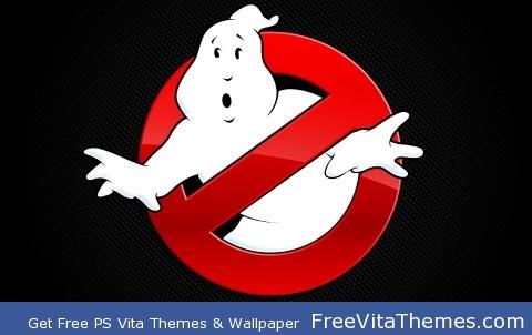 Ghostbusters PS Vita Wallpaper