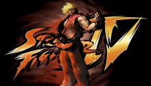 Download Ken Street Fighter IV PS Vita Wallpaper