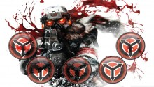 Download Kill Zone PsVita PS Vita Wallpaper