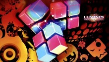 Download Lumines PS Vita Wallpaper