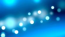 Download Luces Azul PS Vita Wallpaper
