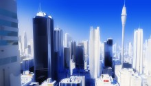 Download Mirrors Edge PS Vita Wallpaper