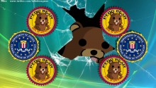 Download Pedobear PS Vita Wallpaper