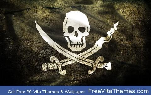 Pirates PS Vita Wallpaper