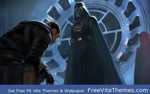 I am your Vita Father PS Vita Wallpaper