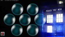 Download Doctor Who Tardis PS Vita Wallpaper