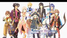 Download Tales of Vesperia PS Vita Wallpaper
