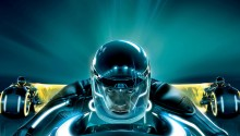 Download Tron PS Vita Wallpaper