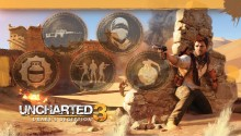 Download Uncharted 3 Epic PsVita PS Vita Wallpaper