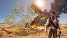 Download Uncharted 3 PsVita PS Vita Wallpaper