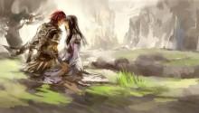 Download Shadow of The Colossus Wander and Mono PS Vita Wallpaper