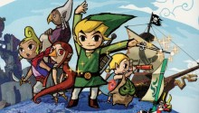 Download Zelda Wind Waker PS Vita Wallpaper