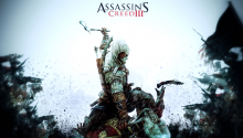 Download Assassins Creed 3 PS Vita Wallpaper