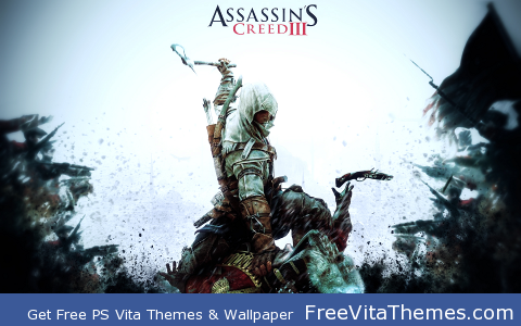 Assassins Creed 3 PS Vita Wallpaper