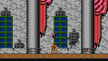 Download Castlevania NES, No HUD PS Vita Wallpaper