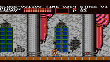 Download Castlevania NES Fixed PS Vita Wallpaper