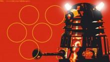 Download Doctor Who Dalek PS Vita Wallpaper