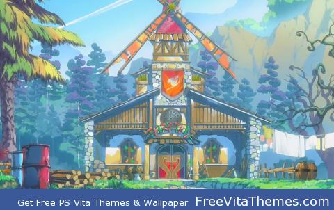 Fairy tail vita theme PS Vita Wallpaper