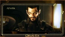 Download Deus Ex PS Vita Wallpaper
