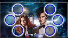 Download Dr Who PS Vita Wallpaper