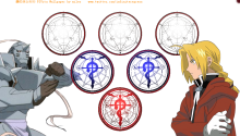 Download Fullmetal Alchemist 'Dynamic' Wallpaper PS Vita Wallpaper