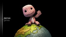 Download LBP DEMO PS Vita Wallpaper
