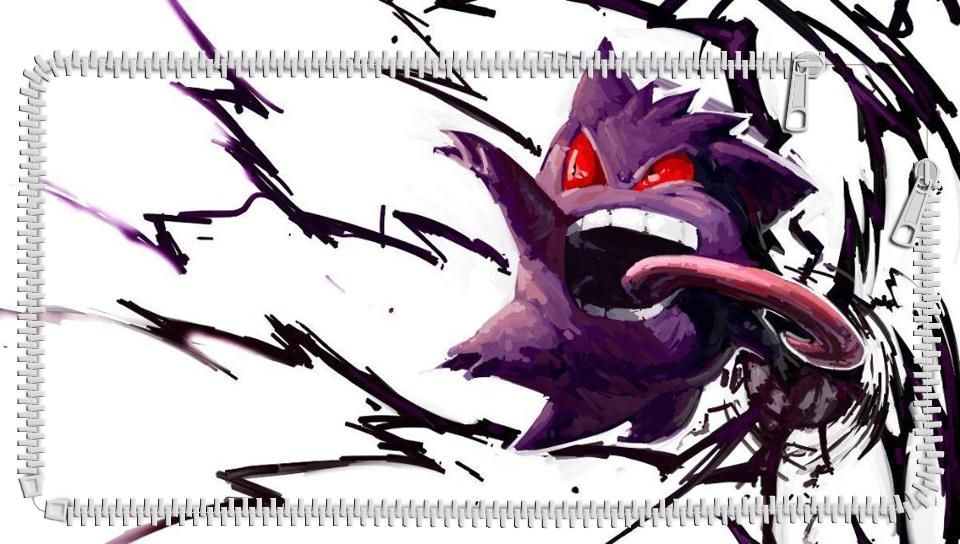 Gengar PS Vita Wallpap...