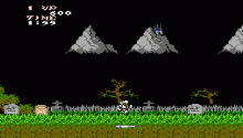 Download Ghosts 'n Goblins NES PS Vita Wallpaper