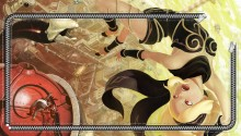 Download gravity rush 03 PS Vita Wallpaper