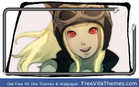 gravity rush 5 zip PS Vita Wallpaper