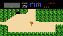 Download The Legend of Zelda NES PS Vita Wallpaper
